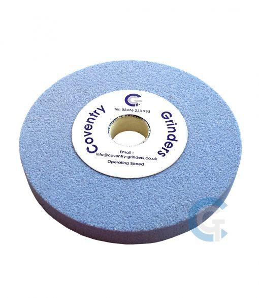 Blue Coventry Grinders Ceramic Grinding Wheel