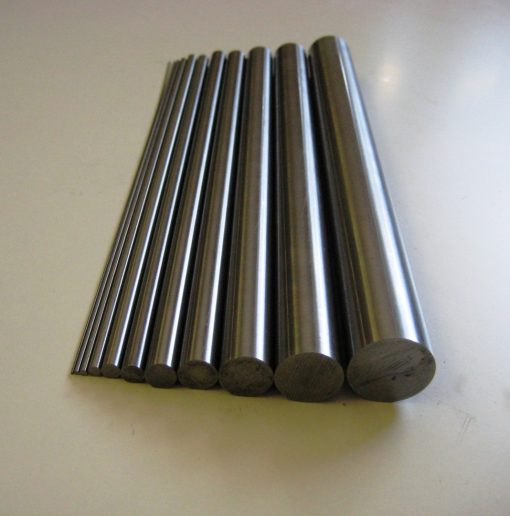 Coventry Grinders Silver Steel Rods