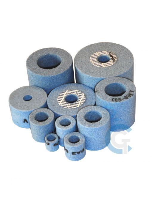 Blue Ceramic Internal Wheels
