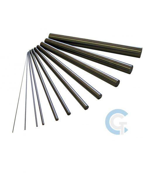 Metric Silver Steel