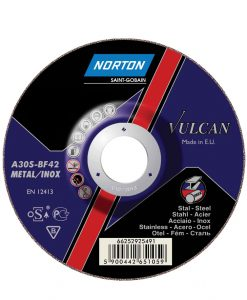 Norton Vulcan Grinding Disc