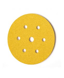 Mirka Gold Sanding Disc 7 Hole