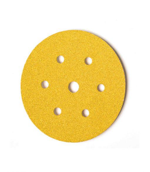 Mirka Gold Sanding Disc 7 Hole